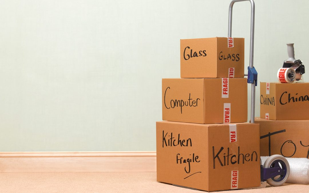 Moving out? Move in with My Storage